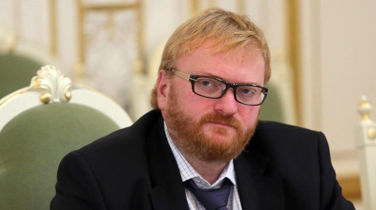 Милонов рассказал, зачем Петербургу новогодние ярмарки для бездомных