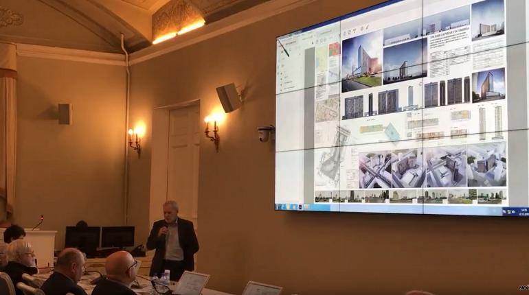 В Петербурге 12 декабря проходит заседание Градостроительного совета при правительстве региона. «Мойка78» ведет трансляцию мероприятия.