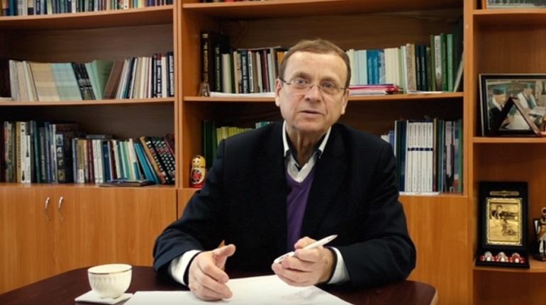У экс-ректора Виктора Ефимова неожиданно арестовали имущество