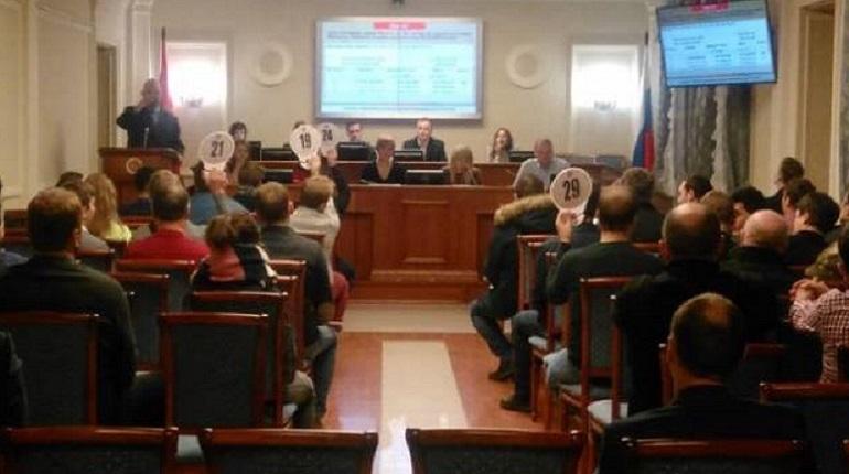 На декабрьских торгах фонда имущества выручено 291,5 млн рублей