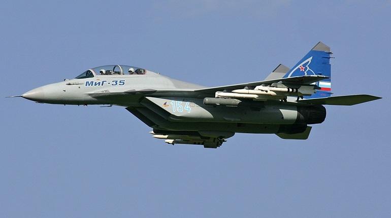В Минобороны России приступили к госиспытаниям самолетов МиГ-35 и МиГ-35УБ