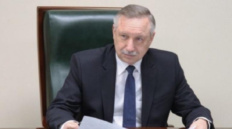 Беглов: надо вытащить из темноты наркозависимых петербуржцев
