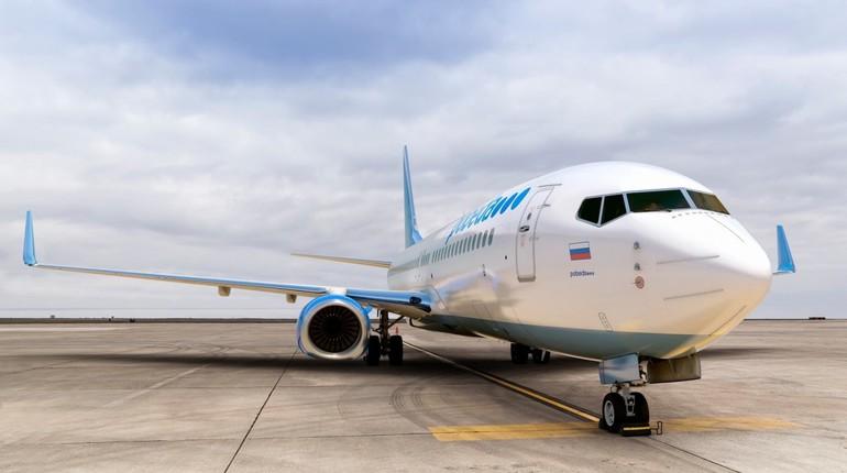В Волгограде борт авиакиомпании