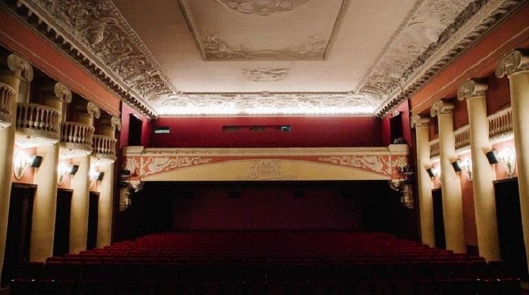 В петербургском киноцентре