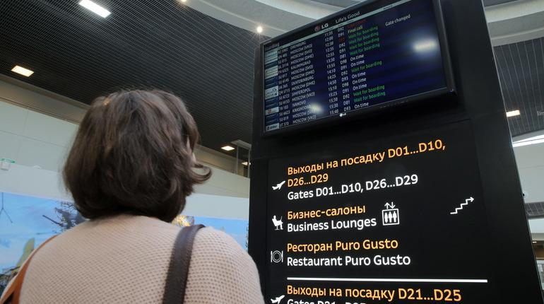 Две авиакомпании отменили вечерние рейсы из петербургского аэропорта Пулково. Из Петербурга в воскресенье, 16 декабря, не улетят пассажиры самолетов до города Доха и Кишинева.