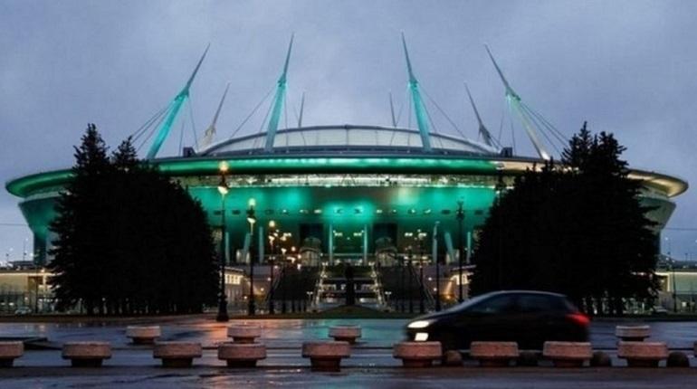 На «Газпром Арене» болельщиков «разогревает» Hockey Classiс Fest