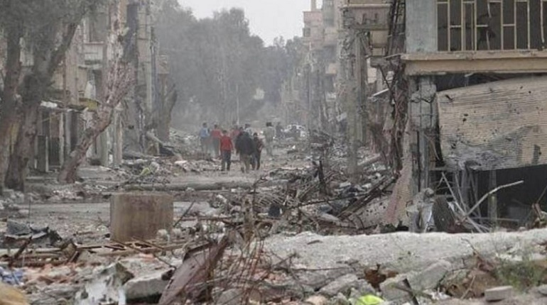 Американский лидер Дональд Трамп не исключает того, что вскоре США покинут Сирию. Об этом рассказал Глава МИД Турции Мевлют Чавушоглу во время конференции в Дохе.