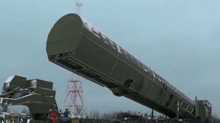 Новейшую российскую межконтинентальную баллистическую ракету