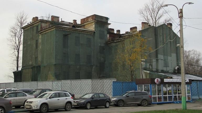 Полюстровская трамвайная станция попала в список выявленных объектов наследия