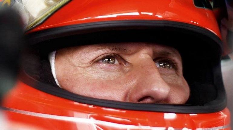 Шумахер начал самостоятельно дышать после происшествия в Альпах