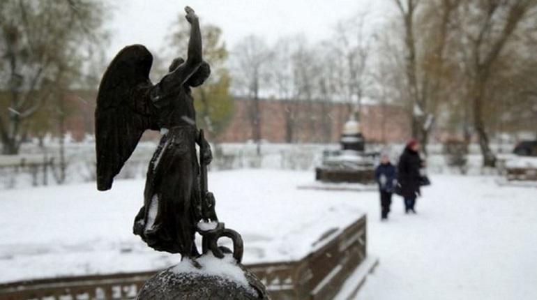 Температура воздуха в Петербурге 18 декабря может опуститься до