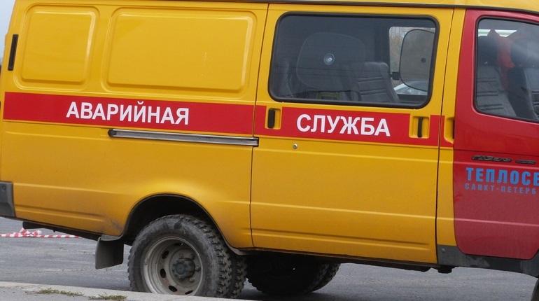 В Василеостровском районе Петербурга устранили последствия коммунальной аварии. Специалисты АО