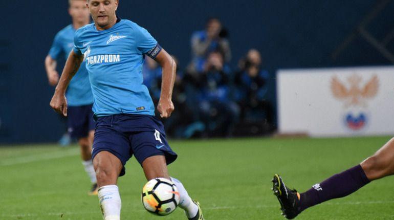 «Зенит» вылетел вИспанию наигру против «Реал Сосьедада» вЛЕ