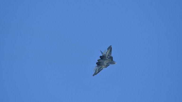 Истребитель Су-57 совершил 1-ый полет сновым агрегатом — Минпромторг