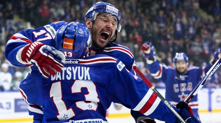 СКА победил «Йокерит» впервом матче наоткрытом воздухе вистории КХЛ