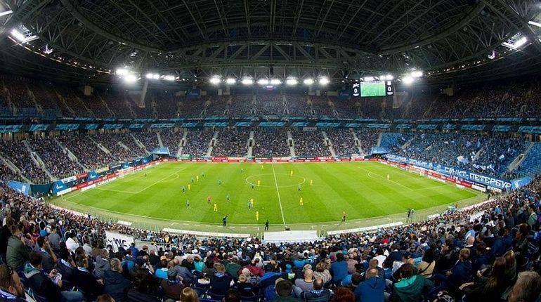 После звонка оминировании настадион «Санкт-Петербург» приехали взрывотехники