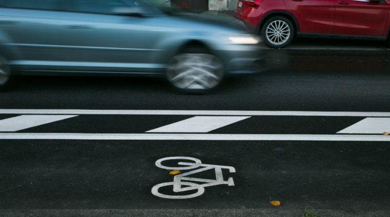 В Петербурге к 2020 году появится 160 километров новых велосипедных дорожек
