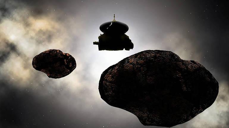 Ученые: Межпланетная станция NASA «Новые горизонты» вскором времени «впадет вспячку»