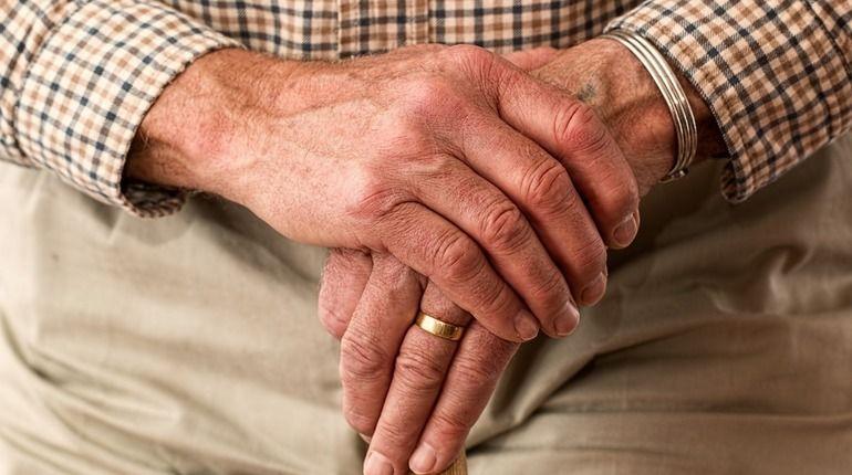 В Гатчине раскрыли грабеж в отношении пенсионера