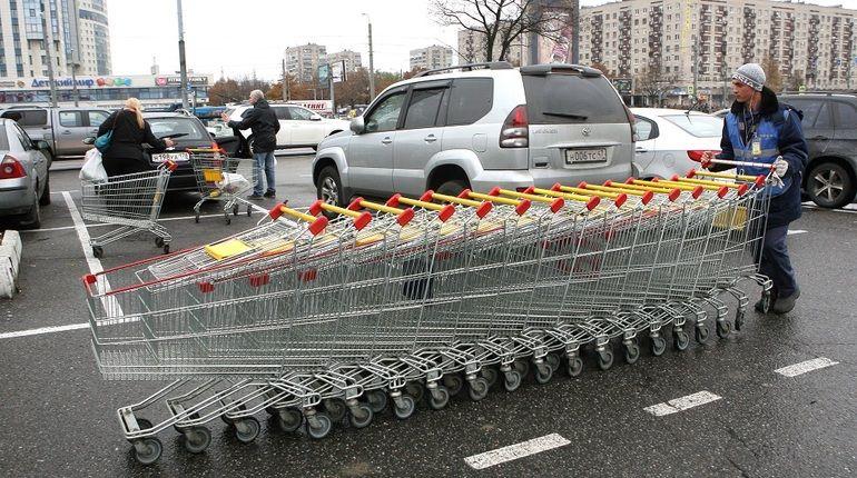 ВПетербурге закроют большую часть супермаркетов «О'Кей»
