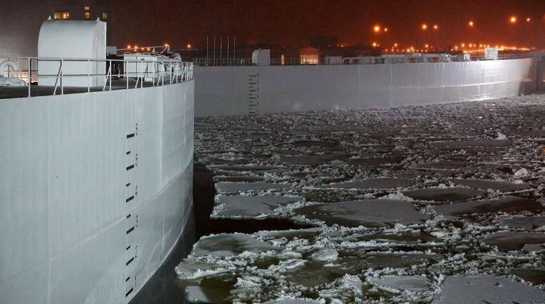 Петербург приготовился к наводнению