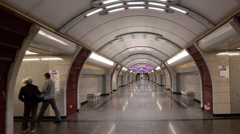 Станция «Бухарестская» открыта