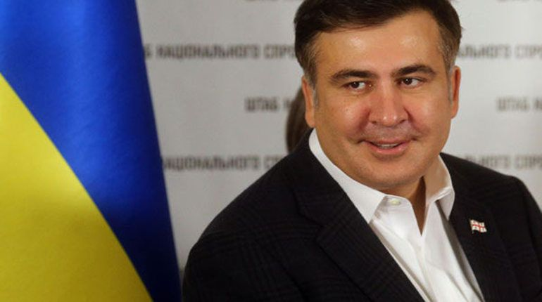 Саакашвили отреагировал наслова В. Путина оего действиях, как о«плевке»