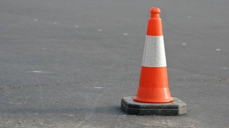Ремонт перекроет три съезда на развязке КАД с ЗСД и Дачным проспектом