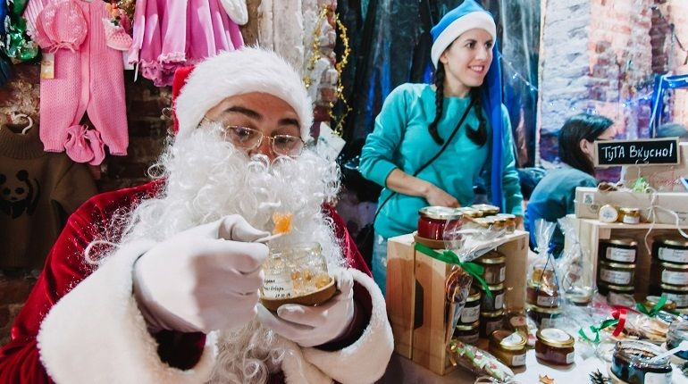 Санта Клаус станет звездой ярмарки в Анненкирхе