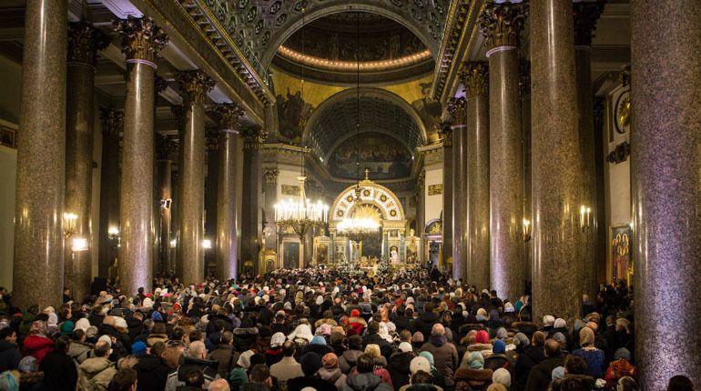 Боевики в Петербурге планировали взорвать Казанский собор