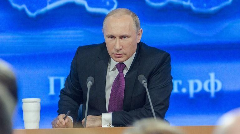 Путин о списании кредитов физическим лицам
