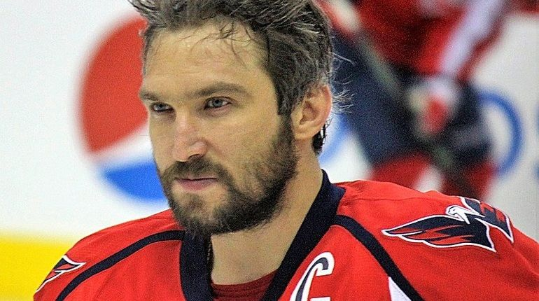 Овечкин занял девятое место вистории НХЛ попобедным голам