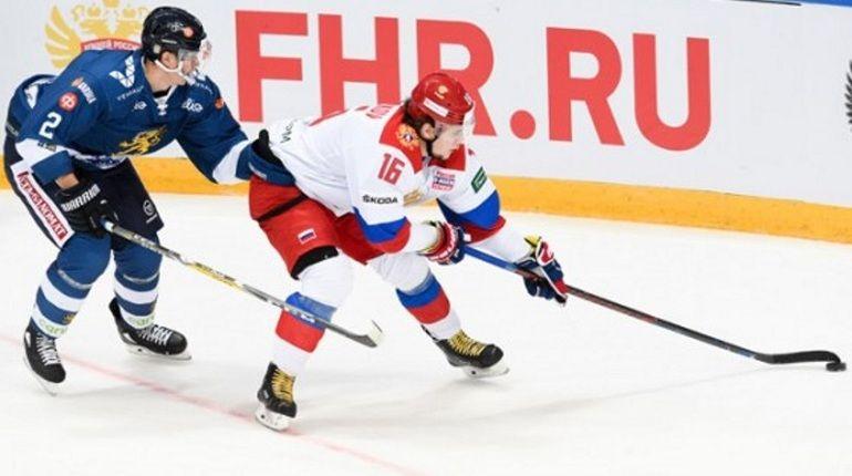 Российская Федерация  обыграла Канаду вматче Еврохоккейтура