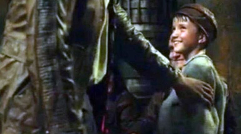 Вновых «Звездных войнах» обнаружили 10-летнего россиянина-повстанца