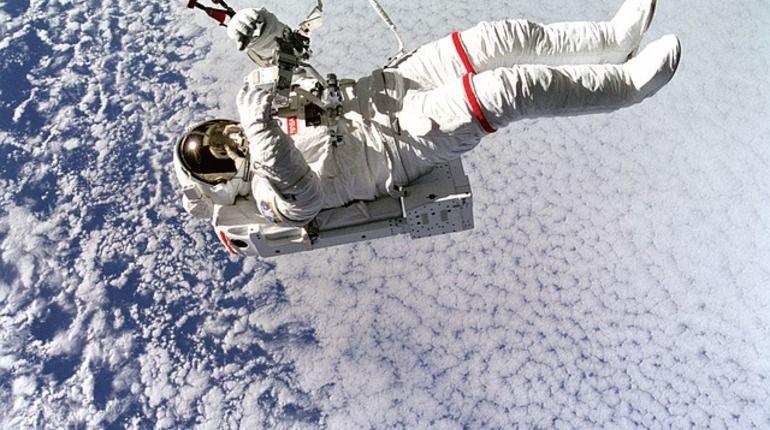 Вернувшийся сМКС Сергей Рязанский сказал, чем пахнет космос