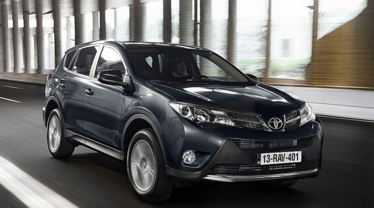 Toyota почти в два раза увеличила производство в Петербурге