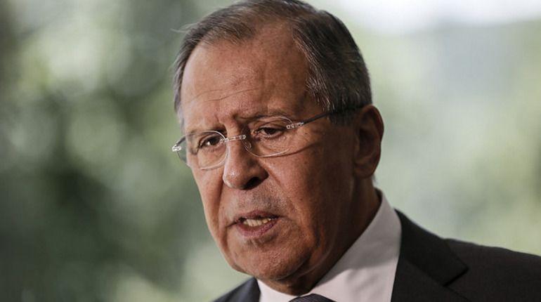 Лавров: политика США вотношении русских СМИ противоречит всем принципам журналистики