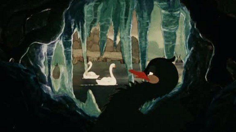 На Алтае спасли от 40-градусных морозов заблудившегося лебедя Лёву