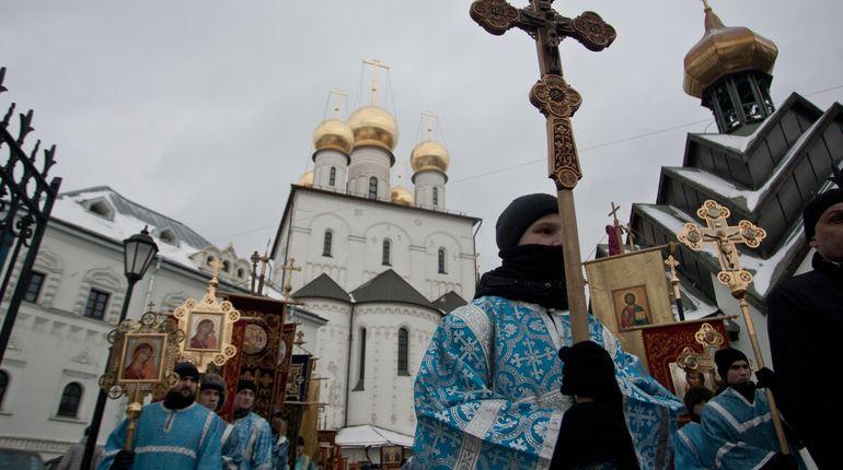 Трезвенники выйдут на Крестный ход 1 января