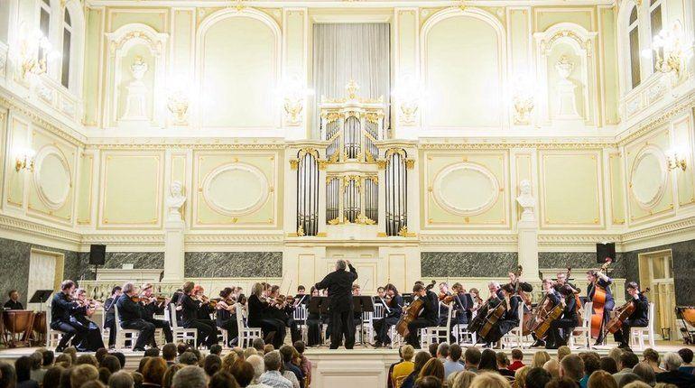 Музыкальный марафон Симфонического оркестра Петербурга вошел в «Книгу рекордов России»