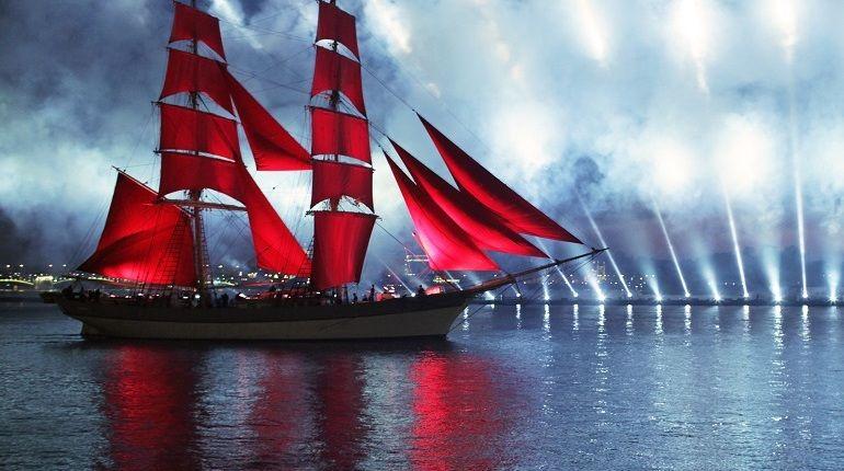«Алые паруса» в топе лучших событий России соседствуют с праздником холодца