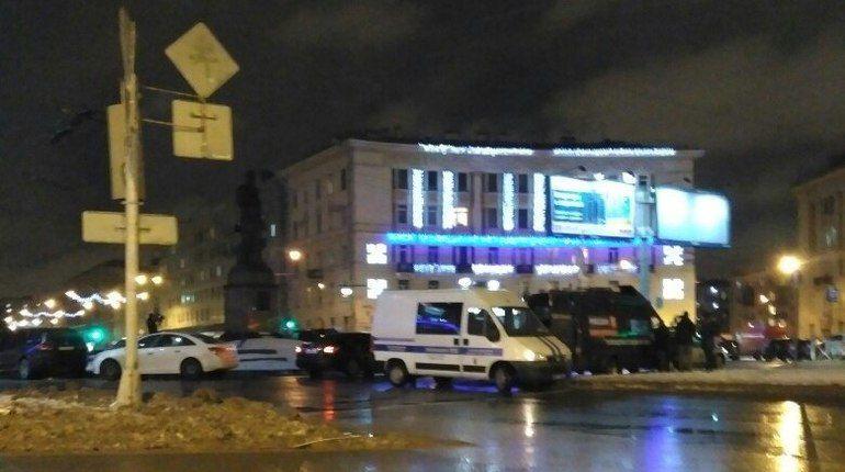 Следователи проверяют все версии взрыва вПетербурге