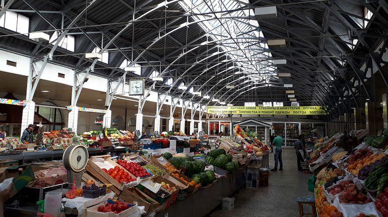 Торговцам с Кузнечного рынка озвучили стоимость аренды