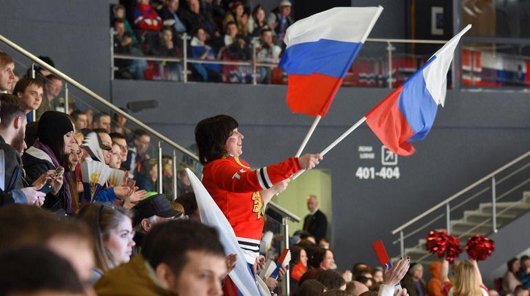 Сборная Российской Федерации одержала победу над Швейцарией вматче МЧМ