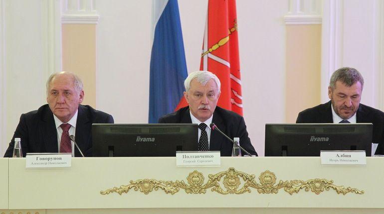 Иностранные инвестиции в Петербург выросли на 9%