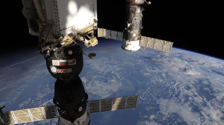 На МКС космонавты встретят Новый год 15 раз