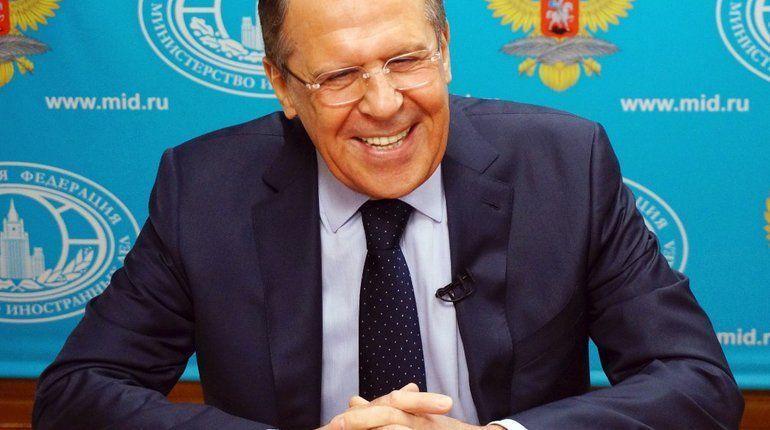 Лавров не назвал главного дебила мировой политики, чтобы никого не обидеть