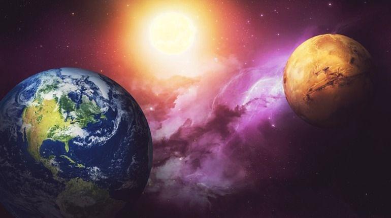 Ученые рассказали о великом противостоянии Марса и Земли в 2018 году