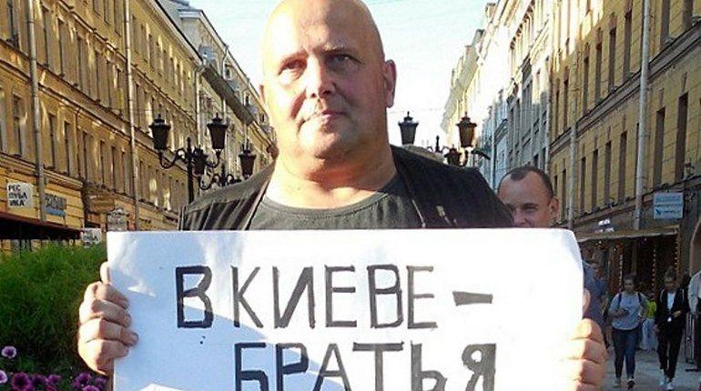 ВПетербурге ранили активиста «Артподготовки». Онвреанимации