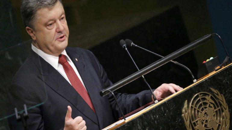Пушков прокомментировал новогоднее обращение Порошенко